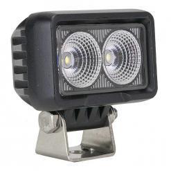 20 watt LED arbeidslys forfra